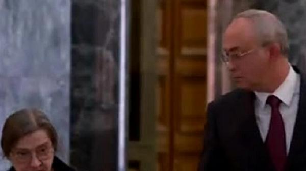 Съдията от Варна Светлозар Георгиев съди прокуратурата за 100 000 лева