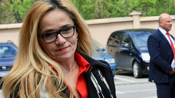 ВАС няма да сезира Конституционния съд по жалба на Иванчева