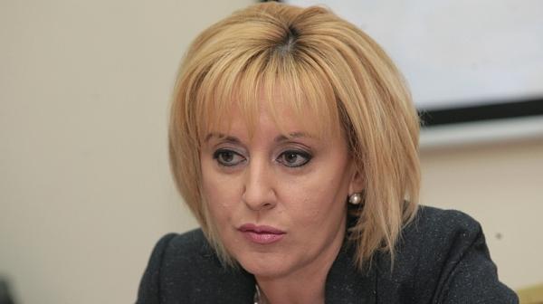 Манолова: Гражданите трябва да могат да обявяват личен фалит