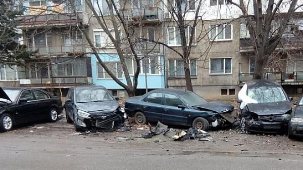 Фрогоко: Потрошени автомобили будят съмнения за застрахователни схеми (обновена)