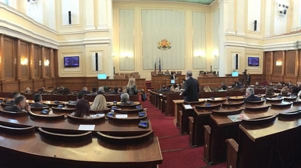 Мнозинството в НС отказа ожесточения дебат за министрите да се предава на живо ...