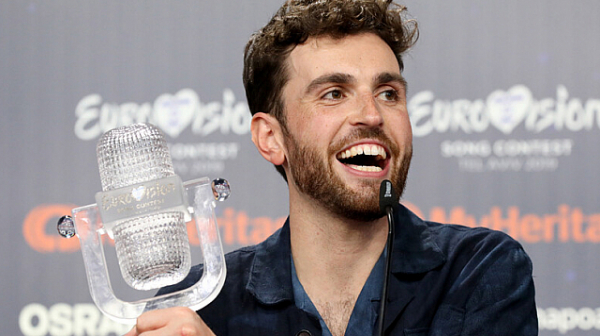 """Големият победител на """"Евровизия"""" 2019 е Холандия"""