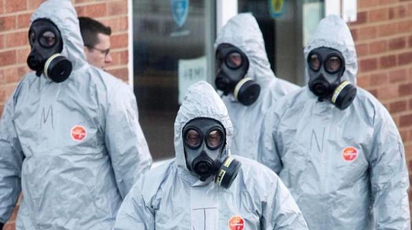 """Токсиколог: Гебрев е отровен с пестицид от групата на """"Новичок"""""""