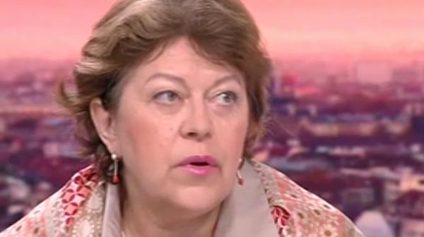 Според Татяна Дончева близкият до ТИМ Емил Радев е фаворит на ГЕРБ за главен прокурор