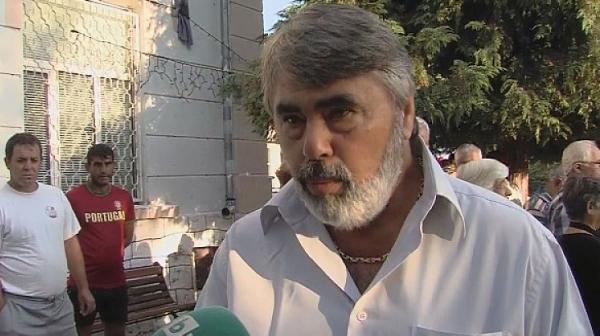 Блокират пътя София-Бургас заради кариера за варовик в старозагорско