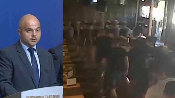 МВР: Проверява се целия бизнес на двамата собственици след погрома в заведение в София