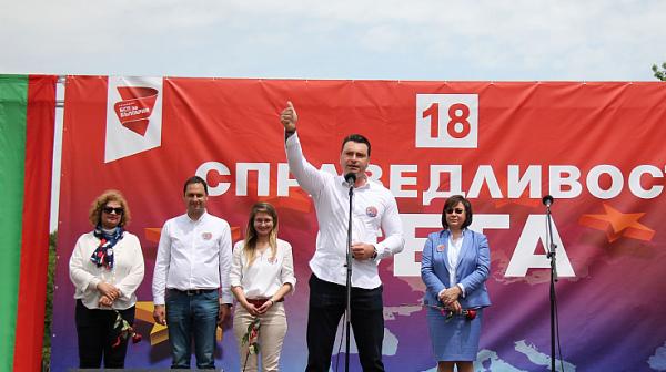 Калоян Паргов: София може да бъде като Прага, Загреб, Братислава, но не с това управление