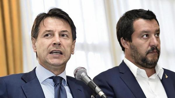 Коалиционен разрив в Италия, премиерът Джузепе Конте подаде оставка