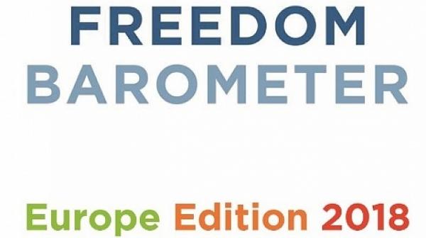 """Фондация """"Фридрих Науман"""": България е в дъното на класацията за свободи в ЕС"""
