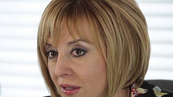 Мая Манолова: Има голяма съпротива в парламента за промяната на ГПК