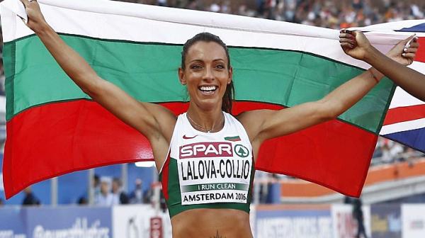 Ивет Лалова с квота за Олимпиадата в Токио