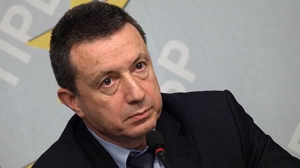 Номинираха Янаки Стоилов за конституционен съдия