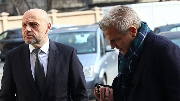 Борисов не се яви в съда по делото срещу Петър Москов