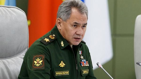 Боен самолет на НАТО е приближил до руски самолет с министъра на отбраната Шойгу