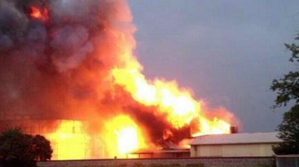 Фабриката във Войводиново е напълно изгоряла, 300 души остават без работа