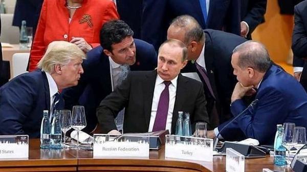 Снимка от срещата на Г-20 взриви фейсбук