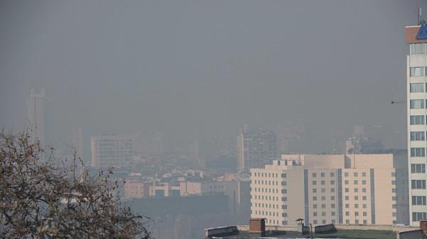 Столична община на съд заради мръсния въздух