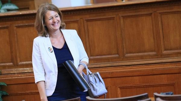 Джема Грозданова стана зам.-шеф на Парламентарната асамблея на Съвета на Европа