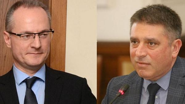 Лозан Панов покани Данаил Кирилов да гледа случайното разпределение на дела