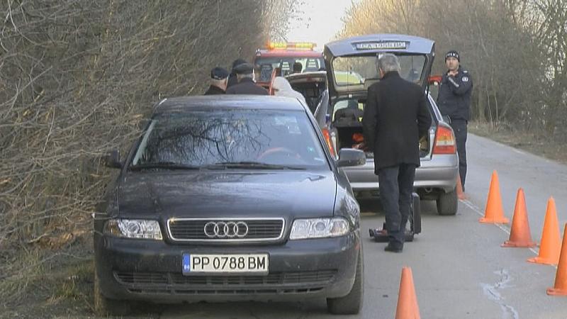 Снимка: Задържаха предполагаемия убиец на таксиджията в Разград
