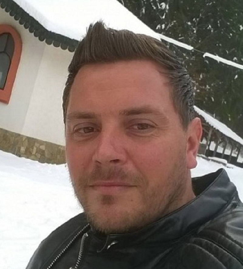 Валери Дъбов е убитият тази сутрин в Кюстендил 35-годишен мъж.