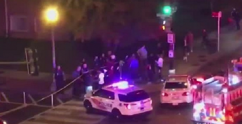 Снимка: Няколко души са ранени при стрелба във Вашингтон