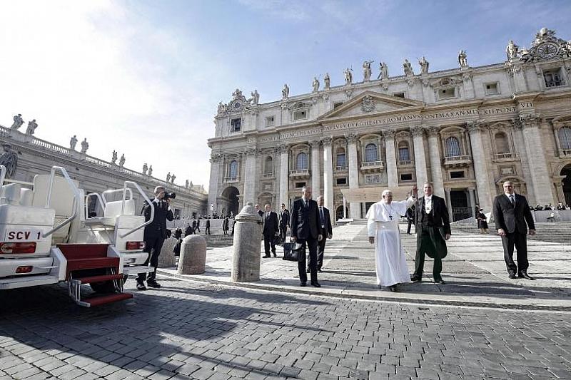 21 точки съдържа специално изготвен план, представен от Папа Франциск.