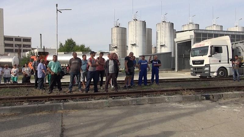 """След решението на съда едно от запечатаните предприятия – """"Винпром"""