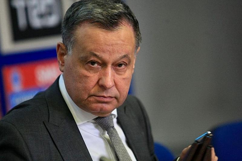 """Русия прави опит за """"пълзяща"""" анексия на Азовско море, като"""