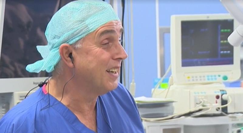36-годишен мъж получи нов шанс за живот след успешна чернодробна