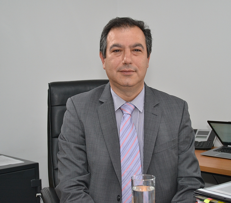 Васил Тренев е избран за изпълнителен директор на Софийска вода,