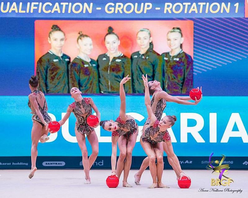 Снимка: Златните ни момичета обраха медалите в Минск