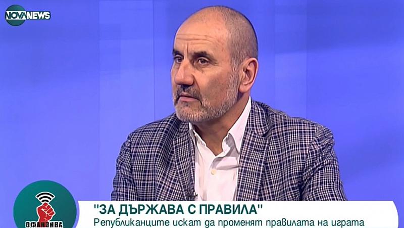 Целта на РепубликанцизаБългария е дабъде в тройката на предстоящитеизбори и