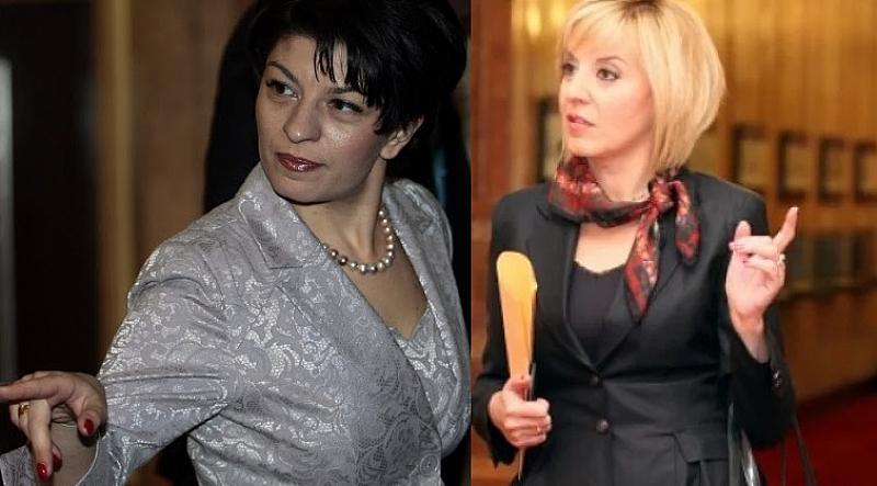 """Мая Манолова, лидер на """"Изправи се България"""" гостува на Георги"""