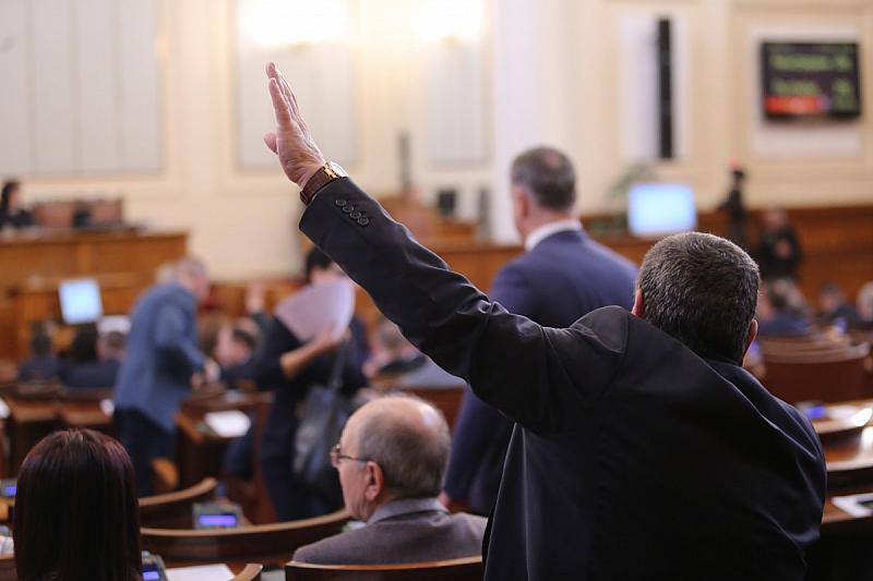 Народното събрание прие декларация в защита на целостта на българската