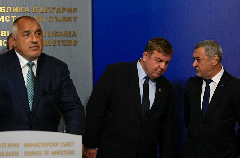 Валери Сименов казва, че решението за разчистване на блокадите е