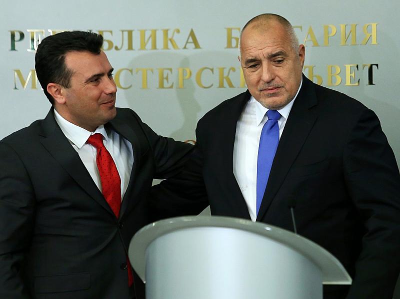 Македонският премиер Зоран Заев ще поиска среща с българския премиер