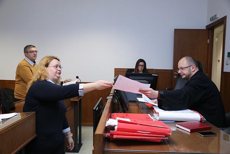 Софийски районен съд даде ход на делото по жалбата на