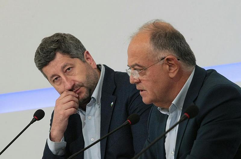 """""""Демократична България"""" излезе със специална позиция за обявените от кабинета"""