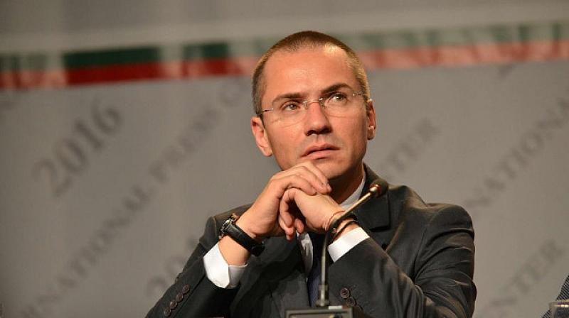 Срещата на министър Данаил Кирилов с Джок Полфрийман е напълно