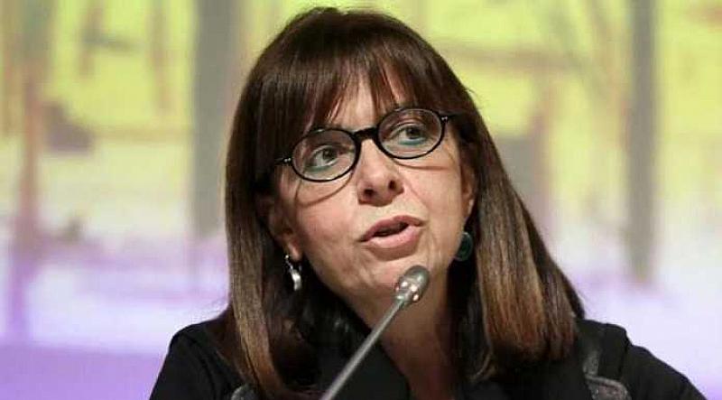 Парламентът на Гърция избра бившата ръководителка на Държавния съвет и