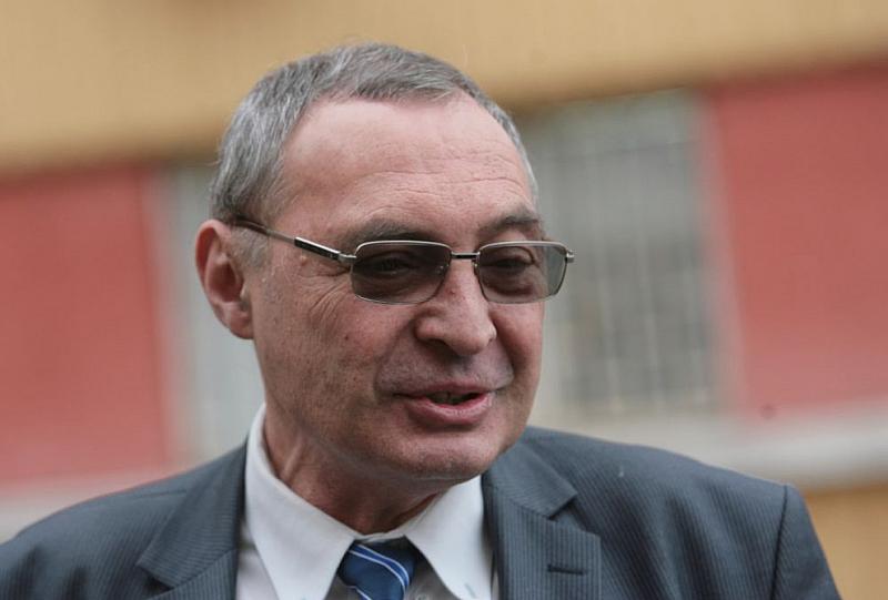 Почина членът на ВСС Евгени Диков. От няколко дни Диков