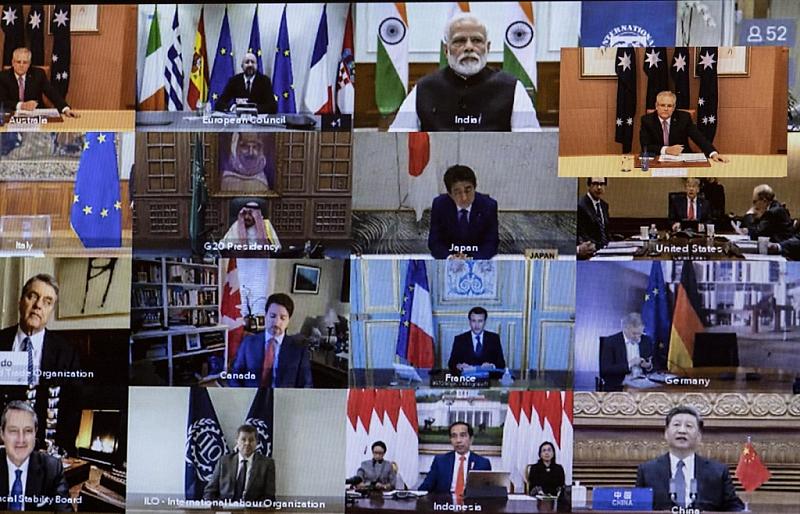 Страните от Г-20 ще инжектират 5 трилиона долара в световната