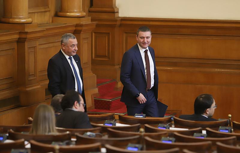 Финансовият министър Владислав Горанов ще предложи Комисията по хазарта да