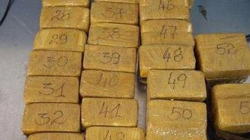 33-годишен босненец с хероин за над 9 милиона лева е
