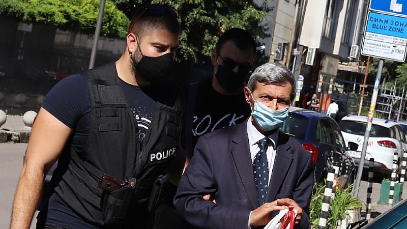 Президентският съветник по сигурността и отбраната Илия Милушев беше освободен