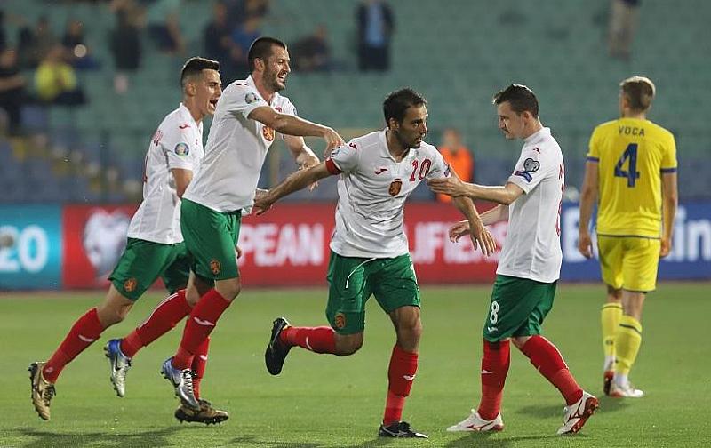 Дългогодишният капитан на националния отбор на България – Ивелин Попов,