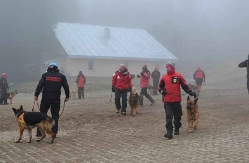 Екип планински спасители пое в Стара планина да издирва изчезнал