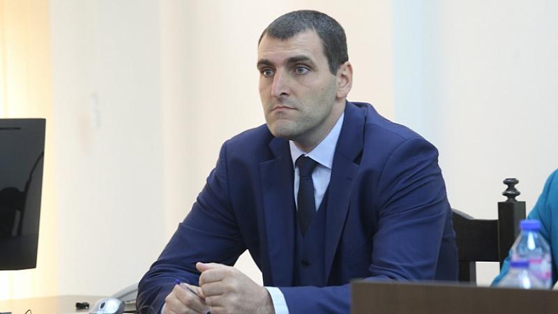 Специализираният наказателен съд остави в ареста зам.-министъра на екологията Красимир
