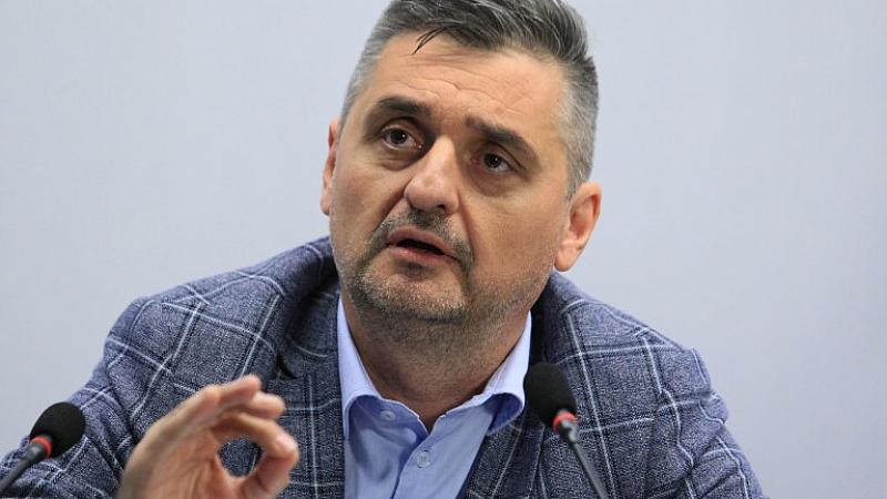 Снимка: Кирил Добрев: Станишев и Миков действаха авторитарно - изключваха опонентите си
